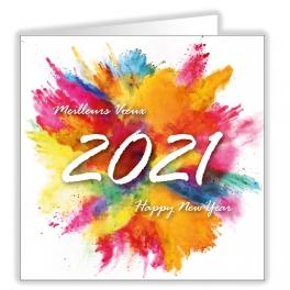 ÉCLATS DE COULEURS (2021)