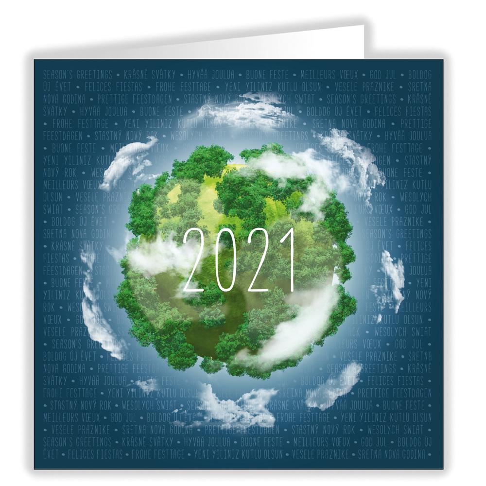 2021 PLANÈTE VERTE